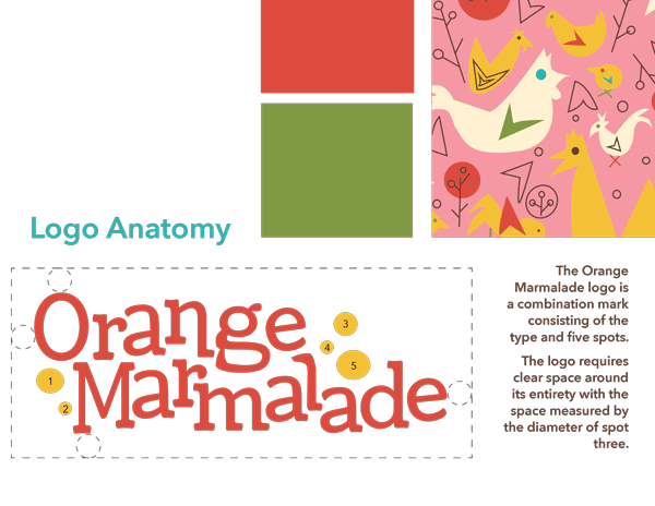 Margaret Darcher Kimberly Jacobs Orange Marmalade