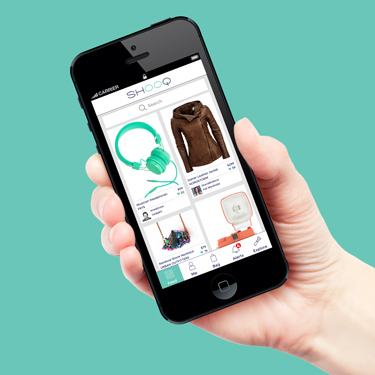 Margaret Darcher Shooq Social Shopping App UI?UX