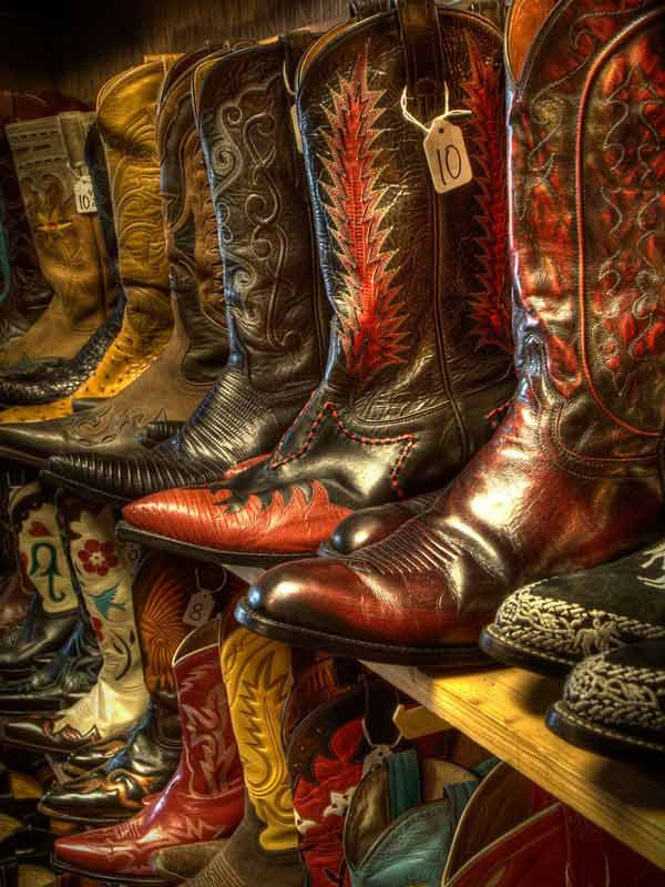 beautiful vintage boots